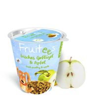 Fruitees Apple (su obuoliais) 200 gr.